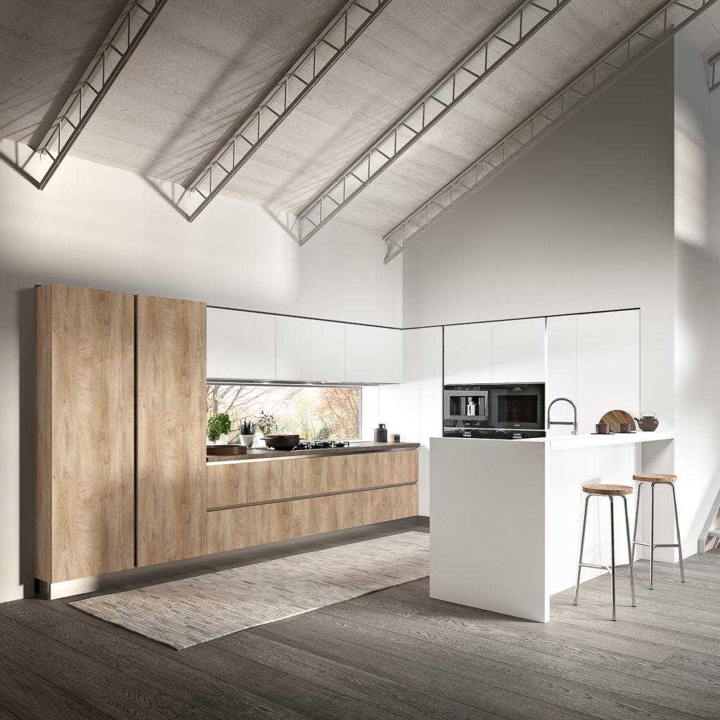 Cucina Petalo - Arcrea ID Varese